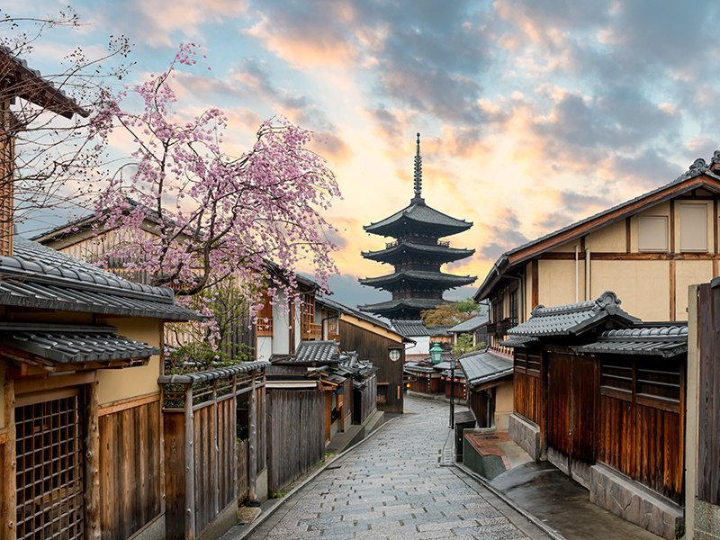 Kyoto – How about a 100-year-old Japanese House?