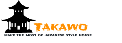 Takawo – Make the most of Japanese style house
