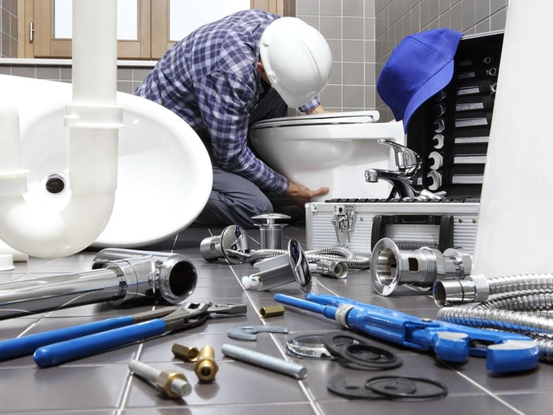 Services Offered By Plumbers