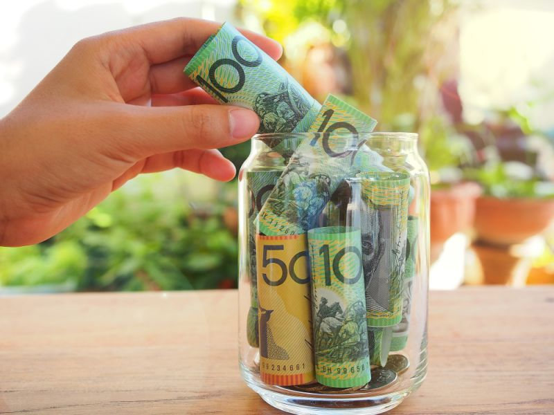Teenagers Do While Handling Money
